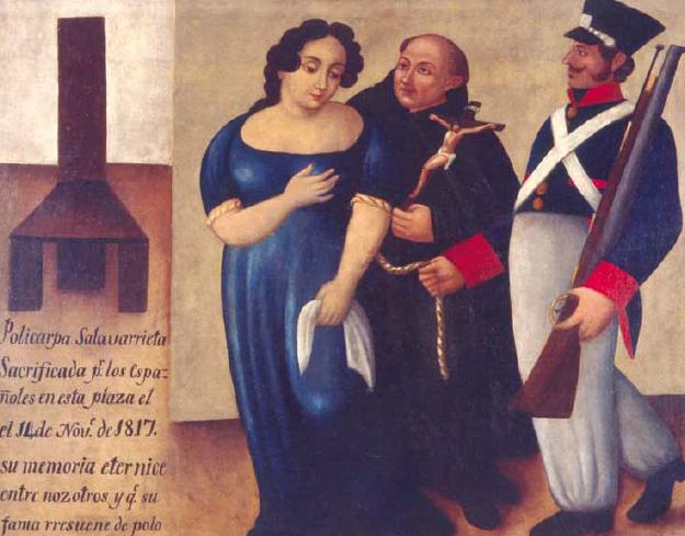 Las Mujeres En La Independencia De Colombia Archivo De Bogota