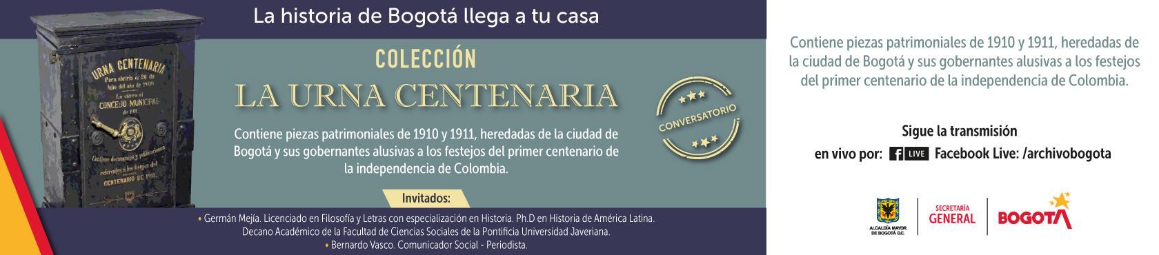 Colección Urna Centenaria
